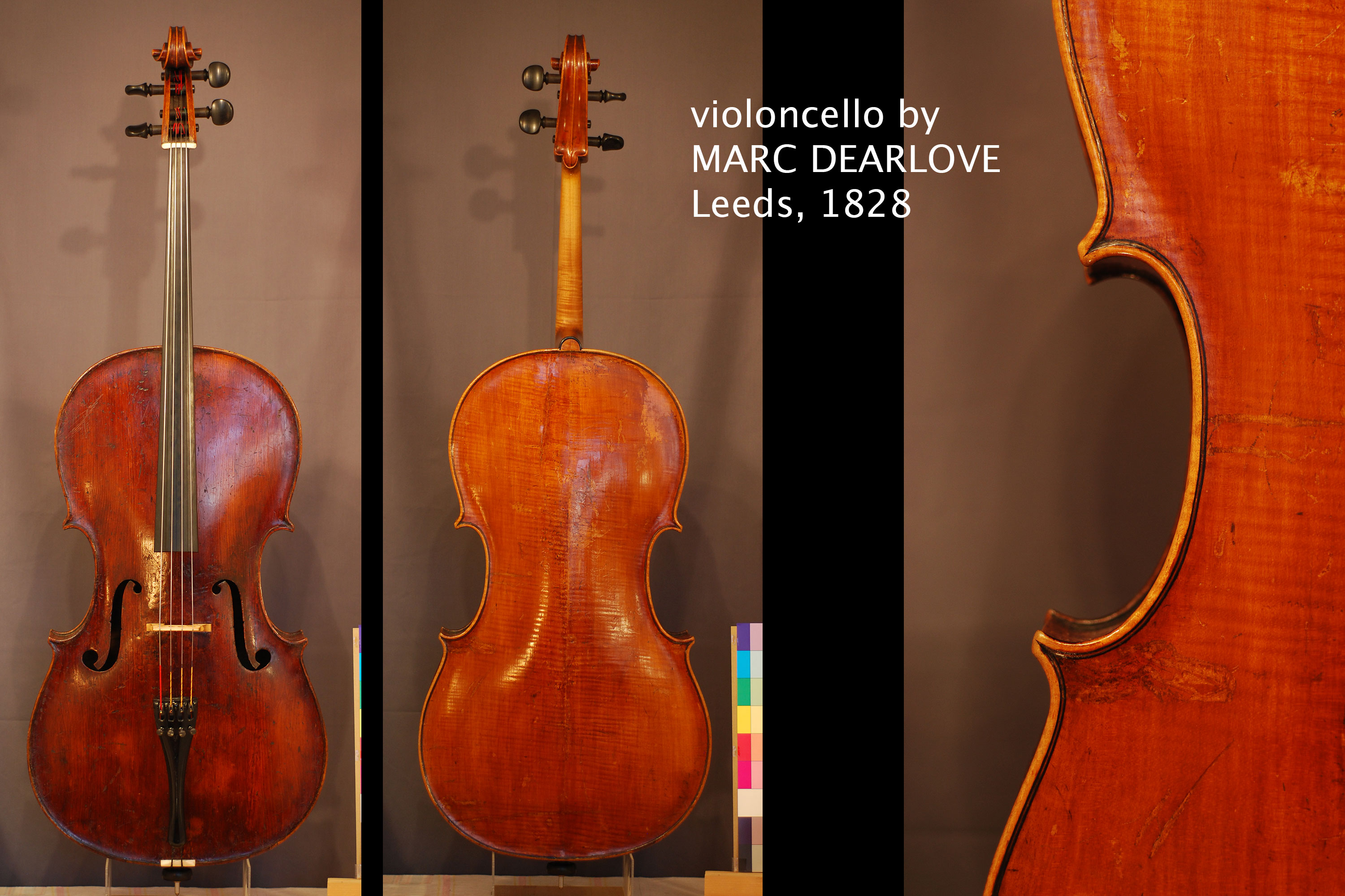 cello dearlove