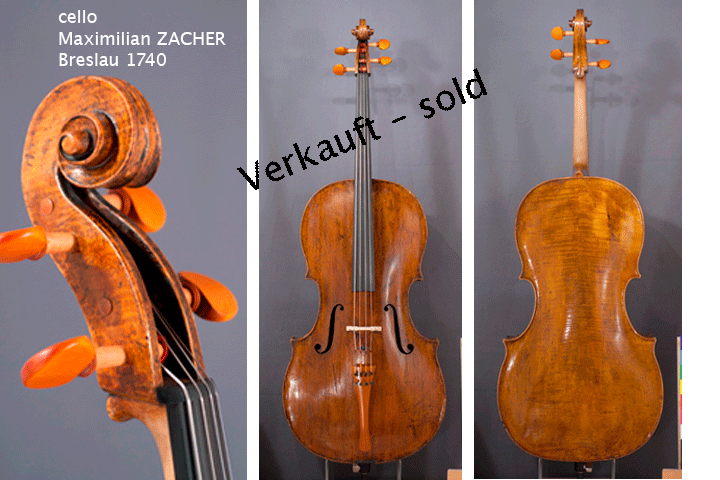 cello zacher